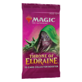Throne of Eldraine - Collector's Booster Pack