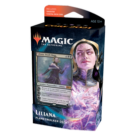 Core Set 21 - Liliana Planeswalker Deck