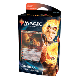 Core Set 21 - Chandra Planeswalker Deck