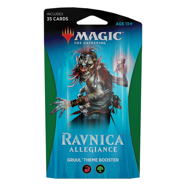 Ravnica Allegiance - Guild Theme Booster 3-Pack