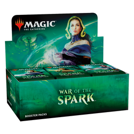 War of the Spark - Booster Box