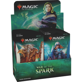 War of the Spark: Theme Booster Box