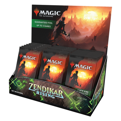 Zendikar Rising Set Booster Box product-item1
