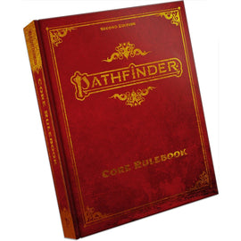 Pathfinder Core Rulebook: 2nd Edition - Special Edition