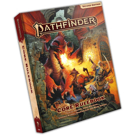 Pathfinder Core Rulebook - 2nd Edition