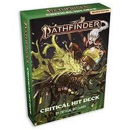 Pathfinder Second Edition: Critical Hit Deck