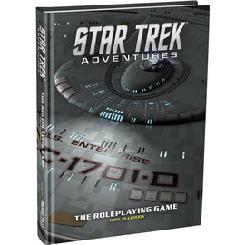 Star Trek Adventures - Core Rulebook (Collector's Edition)