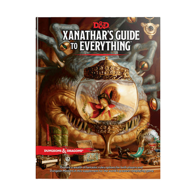 Dungeons & Dragons - Xanathar's Guide to Everything product-item1