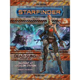 Starfinder - Adventure Path: Incident at Absalom Station