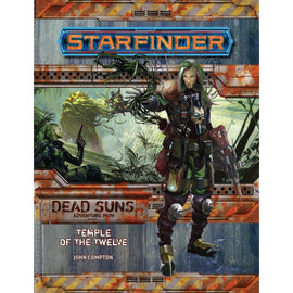Starfinder - Adventure Path: Temple of the Twelve