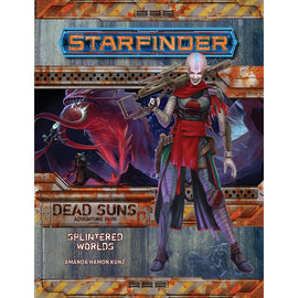 Starfinder - Adventure Path: Splintered Worlds