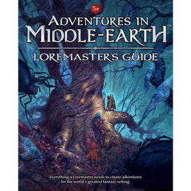 Adventures in Middle Earth - Loremaster's Guide