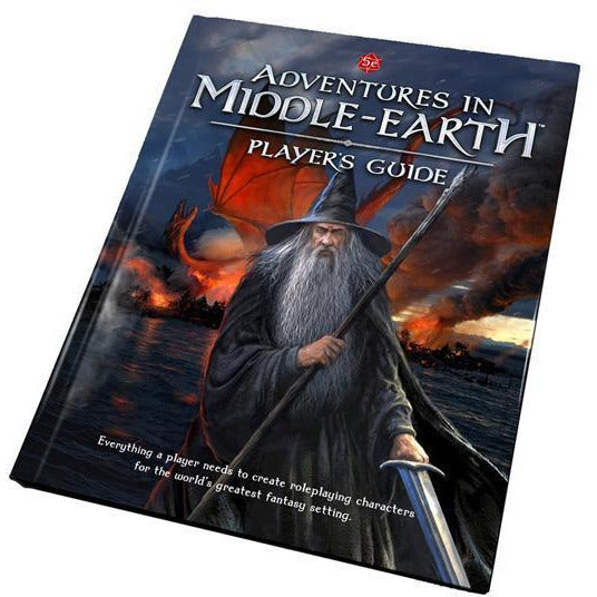 Adventures in Middle Earth - Player's Guide