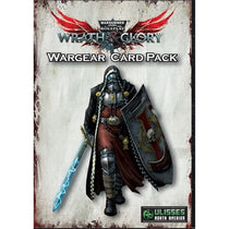 Wrath & Glory - Wargear Card Pack product-item1
