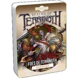 Realms of Terrinoth: Foes of Terrinoth Adversary Deck