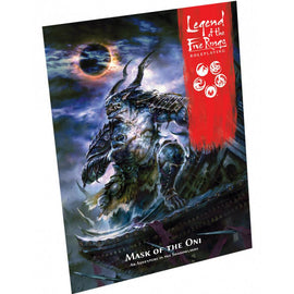 Legend of the Five Rings RPG: Mask of the Oni Adventure Book