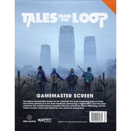 Tales from the Loop: GM Screen