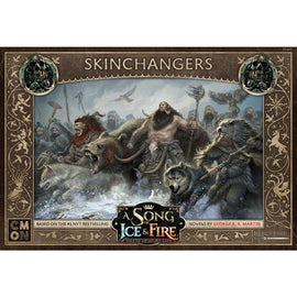 ASoIaF Miniatures Game - Skinchangers