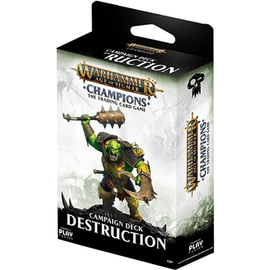 Warhammer: Age of Sigmar Champions - Destruction Campaign Deck
