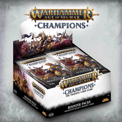 Warhammer: Age of Sigmar Champions - Booster Box