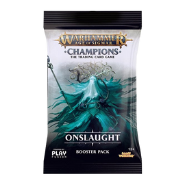 Warhammer: Age of Sigmar Champions - Onslaught Booster