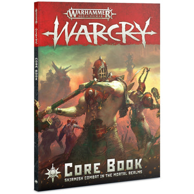 Age of Sigmar: Warcry - Core Rulebook product-item1