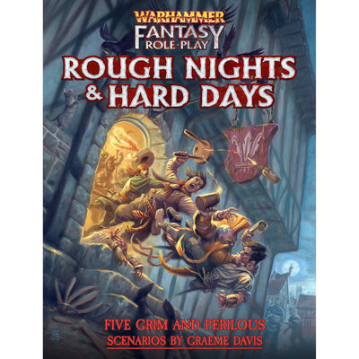 Warhammer Fantasy RPG 4th Edition: Rough Nights and Hard Days product-item1