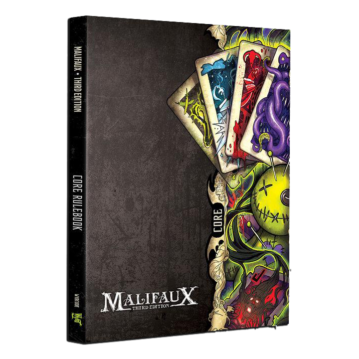 Malifaux Core Rulebook (3rd Edition)