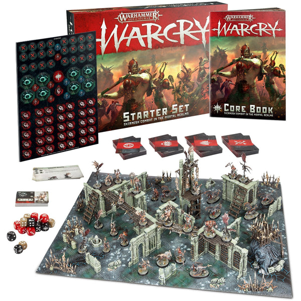 Age of Sigmar: Warcry - Core Set
