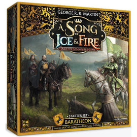 ASoIaF Miniatures Game - Baratheon Starter Set