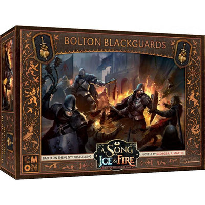 ASoIaF Miniatures Game - Bolton Blackguards product-item1