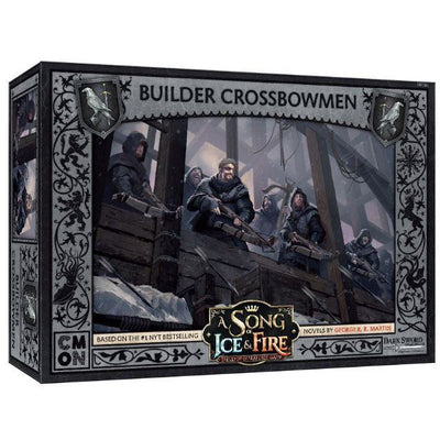 ASoIaF Miniatures Game - Builder Crossbowmen product-item1