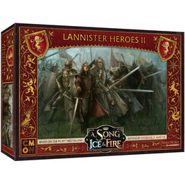 ASoIaF Miniatures Game - Lannister Heroes #2