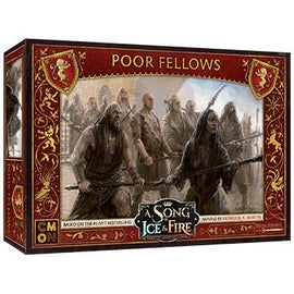 ASoIaF Miniatures Game - Poor Fellows