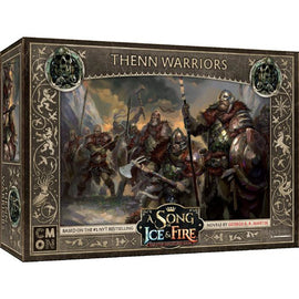 ASoIaF Miniatures Game - Thenn Warriors