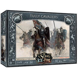 ASoIaF Miniatures Game - Tully Cavaliers