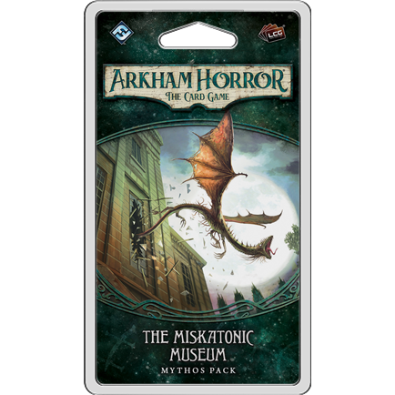 Arkham Horror: The Card Game - The Miskatonic Museum (Dunwich Legacy #1)