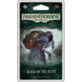 Arkham Horror: The Card Game - Blood on the Altar (Dunwich Legacy #3)