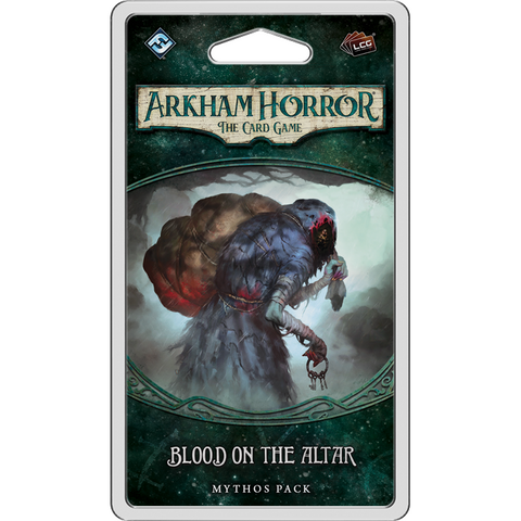 Arkham Horror: The Card Game - Blood on the Altar - Vault Games