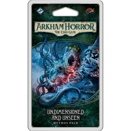 Arkham Horror: The Card Game - Undimensioned and Unseen (Dunwich Legacy #4)