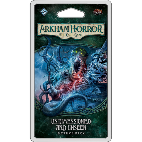 Arkham Horror: The Card Game - Undimensioned and Unseen