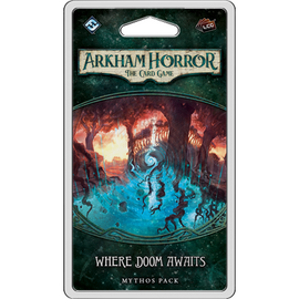 Arkham Horror: The Card Game - Where Doom Awaits (Dunwich Legacy #5)