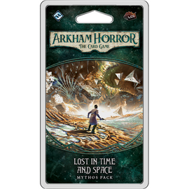 Arkham Horror: The Card Game - Lost in Time and Space (Dunwich Legacy #6)