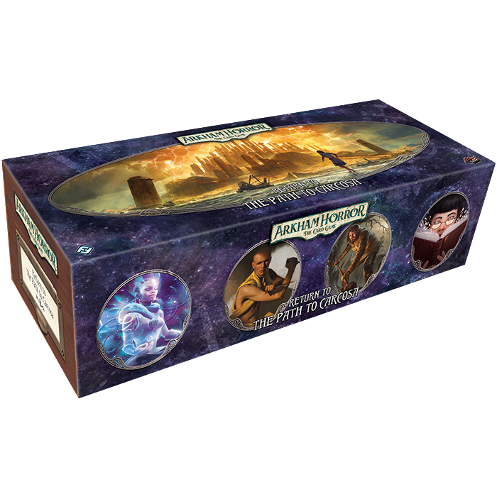 Arkham Horror: Return to the Path to Carcosa - Upgrade Expansion
