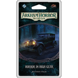 Arkham Horror: The Card Game - Horror In High Gear (Innsmouth Conspiracy #3)