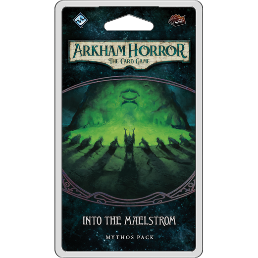 Arkham Horror: The Card Game - Into the Maelstrom (Innsmouth Conspiracy #6)