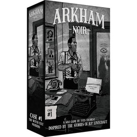 Arkham Noir - Case 1: The Witch Cult Murders