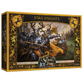 ASoIaF Miniatures Game - Stag Knights
