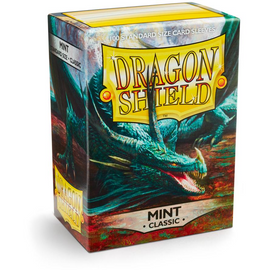 Dragon Shield Sleeves - Mint (100pk)