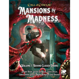 Call of Cthulhu: Mansions of Madness Vol 1- Behind Closed Doors